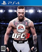 EA Sports UFC 3 SONY PS4 PLAYSTATION 4 JAPANESE VERSION [video game] - $92.57