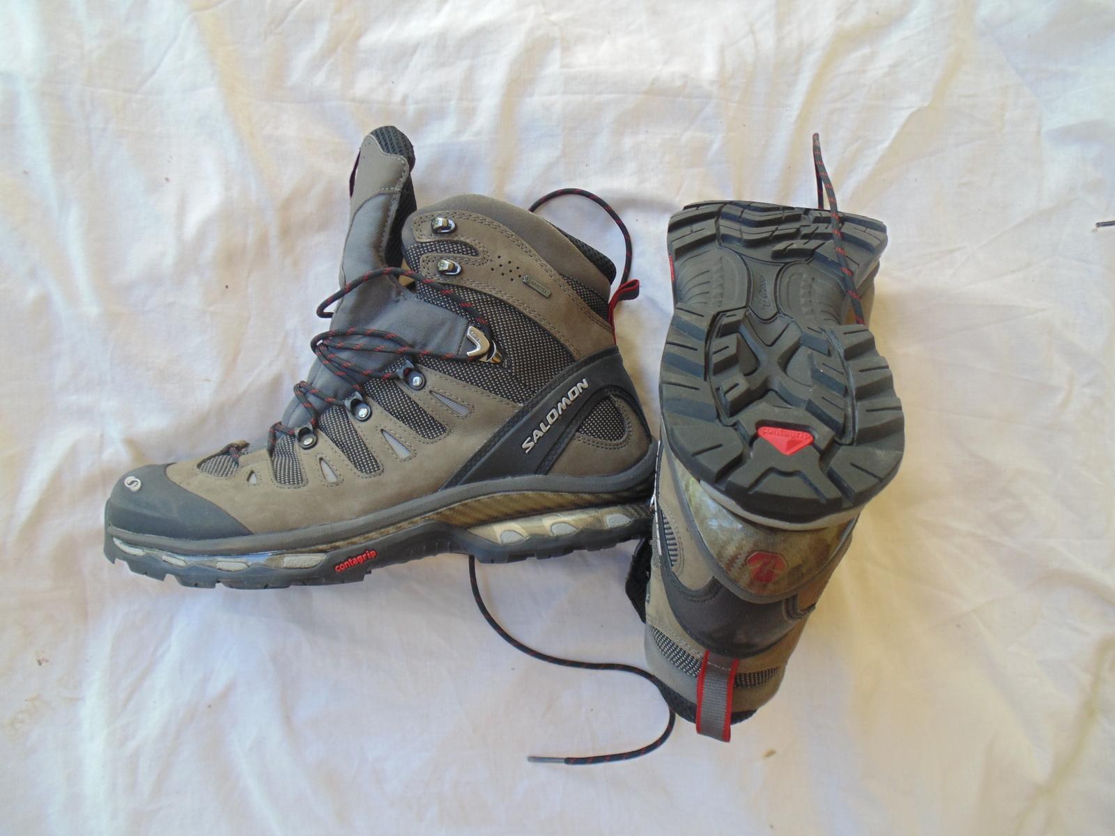 salomon gtx 4d shoe