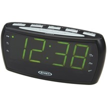 JENSEN JCR-208 AM/FM Alarm Clock Radio - €28,91 EUR