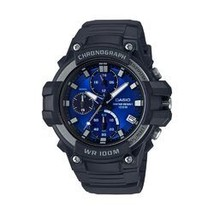 Casio Men's 'Heavy Duty' Quartz Stainless Steel and Resin Casual Watch - $48.88