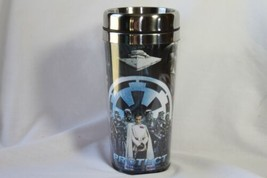Disney Travel Mug (New) Protect The Gallatic Empire - Stainless -16 Oz. - Age 8+ - $17.63