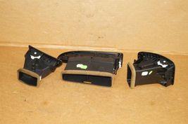 03-05 Saab 9-3 Dash Heater A/C Air Vents Duct Grills Grilles Grils Trim Set 3pc image 5