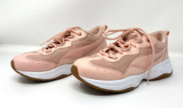 Puma Cilia Lace Up Sneakers  Casual - Pink - Women's - Size US 8  - $28.04