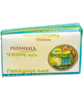 PATANJALI KANTI PANCHGAVYA BODY CLEANSER/ BODY SOAP - 75gm - $11.67