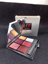 New Mary Kay  Lip Cremes Sugarplum  6 Shade Mirror Compact w Lip Brush - $14.84