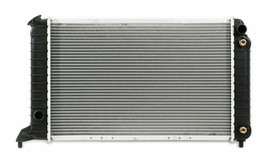 RADIATOR GM3010245 FOR 94 95 96 97 98 99 00 01 02 03 CHEVY S10 GMC S15 HOMBRE image 2
