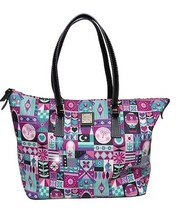 NEW It's a small World Shopper Tote Bag by Dooney & Bourke  Rare - $335.60