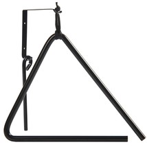 Triangle Dinner Bell made of Chuckwagon Cast Iron - Includes Medal Hange... - $17.69