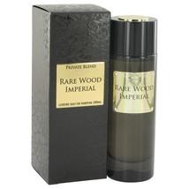 Private Blend Rare Wood Imperial by Chkoudra Paris Eau De Parfum Spray 3.4 oz - $105.30