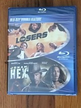 The Losers / Jonah Hex (Blu-ray) BRAND NEW / FACTORY SEALED - $7.99