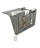 Felt Bedside Caddy Bedside Storage Organizer Bed Caddy For Dorm Room, Be... - $450,73 MXN