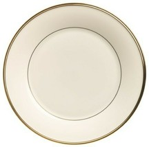Lenox Eternal Gold Banded Ivory China Dinner Plates   Set of 3 - $74.25
