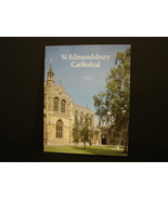 Saint Edmundsbury Cathedral by J.A. Waddington Tourist Booklet - $3.79