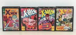 Marvel X-Men Pocket Comics Lot of 4 ToyBiz 1994 Used - $60.00