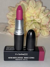 MAC Retro Matte Lipstick - 705 Flat Out Fabulous - NIB Authentic Fast/Fr... - $14.80