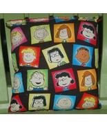 Peanuts Pillow Peanut Pillow HANDMADE In USA ,Travel , Daycare , NEW Pillow - $9.99