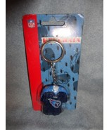 """TENNESSEE TITANS NFL JERSEY 1.75""""  KEY CHAIN FOOTBALL - $7.87"""