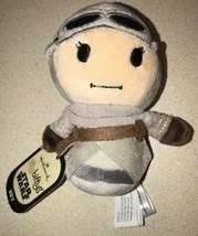 Hallmark Itty Bitty Bittys REY Figure Doll Star Wars The Last Jedi LE NWT - $9.89