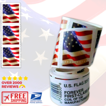 1 ROLL OF USPS FOREVER  STAMPS---30% OFF RETAIL - $29.99