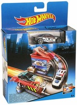 Mattel Hot Wheels Tollbooth Takedown Track Set - $15.47