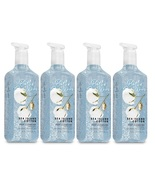 Bath & Body Works Sea Island Cotton Deep Cleansing Hand Soap 4 Pack - $22.99