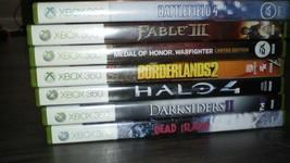Xbox 360 Games (7).  CIB.  Free Shipping! - $42.06