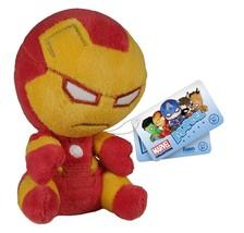 Marvel Avengers: Iron Man Plush Doll Action Figure Toy Funko Mopeez   - $6.43