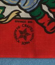 1991 Christmas Avon Plate Perfect Harmony Carolers 22 K Gold w/ Bonus Scarf image 6