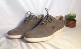 Madden Men's M-Renold Leather Suede Fashion Sneaker Gray 11.5M  - $39.55