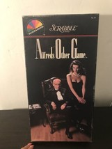 Vintage Scrabble Alfreds Other Game word game 1985 Complete Excellent Co... - $14.95