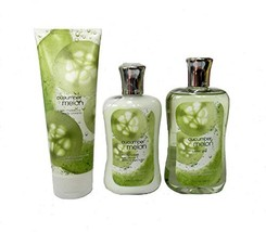 Bath & Body Works Signature Collection Cucumber Melon Gift Set ~ Body Cr... - $30.09
