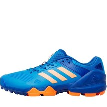 adidas Mens Adipower Hockey III Shoes Blue/Orange Trainers - $78.10