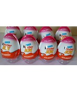 Kinder Joy with Surprise Eggs in Toy & Chocolate For Girls10xEggs - $18.56