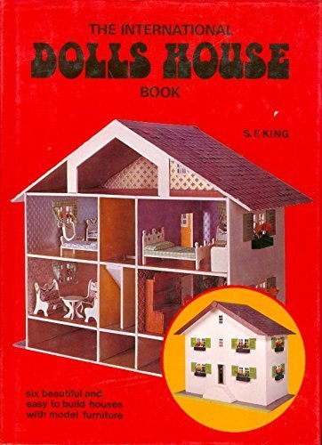 The International Dolls House Book [Hardcover] King, S.F.