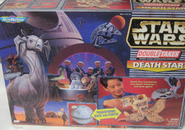 Star Wars Micro Machines Death Star Double Takes new Sealed - $205.70