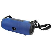 Supersonic SC-2325BT- Blue Portable Bluetooth Speaker with True Wireless... - $76.52 CAD