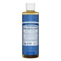 Dr. Bronner's - Pure-Castile Liquid Soap (Peppermint, 237 ml) - $25.29