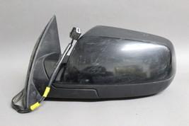 2011 2012 2013 2014 Gmc Terrain Left Driver Side Power Black Door Mirror Oem - $74.24