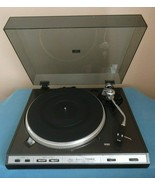 Fisher MT-6330 Semi-automatic Direct Drive Turntable, See Video ! - $135.00