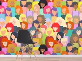3D Color Character Comic 2 Wallpaper Mural Print Wall Indoor Wallpaper M... - $28.60+