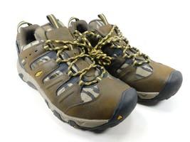 Keen Koven Low Size US 10 M (D) EU 43 Men's WP Trail Hiking Shoes Brown 1014931 - $72.47