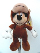 "Disney Mini Bean Bag Mickey as Monkey 7"" - $24.12"