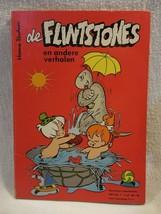 Flintstones 1967 HBP Dutch Comic Book 67 No. 7 - 9 Comic Strip Stories &... - $7.95