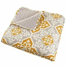 Twin Quilt Bed Set, 2 Piece Reversible Microfiber Quilt Bedding Set With... - $52.49+