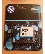 HP Ink Cartridge 932 Black Genuine HP Exp 08/16 CN057AN New OEM - $12.87