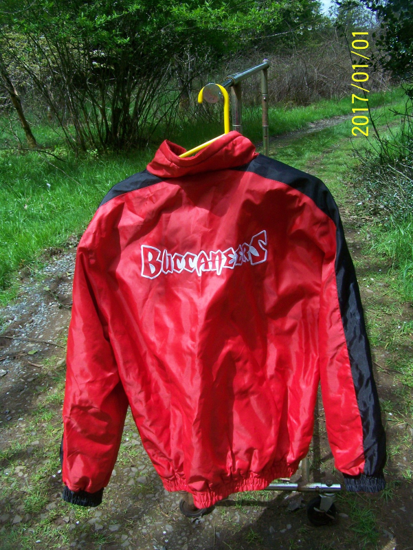 sports shoes f42be 18d10 G III NFL Buccaneers reversible jacket and 50 similar items