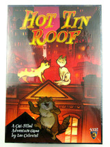 Hot Tin Roof Cat Filled Adventure Board Game Mayfair Games Family Game N... - $19.95