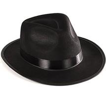 Black Gangster Hat - $9.07