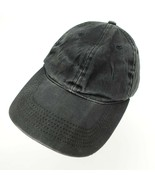 Blank Black Ball Cap Hat Adjustable Baseball Women's - $13.85