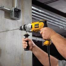 """1/2"""" VSR Pistol Grip Hammerdrill Drill Kit Drilling Torquing Corded Tool... - $192.11"""